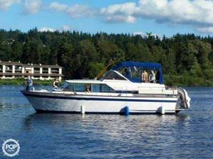 Used Chris-Craft Constellation Salon MY Cruiser Boat For Sale