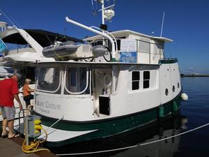 Used Mirage Great Harbour GH37 Trawler Boat For Sale