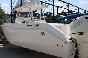 Used Hysucat 30CC30CC Power Catamaran Boat For Sale