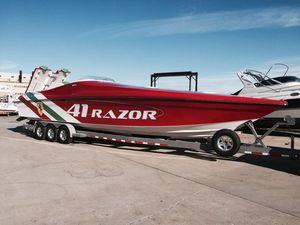 Used Hustler 41 Razor41 Razor Unspecified Boat For Sale