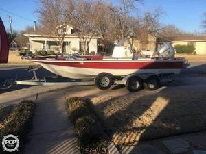 Used Vip 2180 Bay Boat For Sale