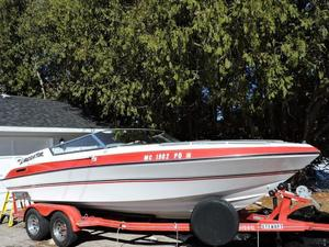 Used Four Winns 201 Liberator201 Liberator Runabout Boat For Sale