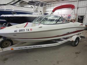 Used Maxum 1800 MX1800 MX Runabout Boat For Sale