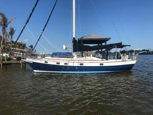 Used Kadey Krogen Cruiser Sailboat For Sale