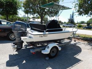 Used Edgewater 145 CC Center Console Fishing Boat For Sale