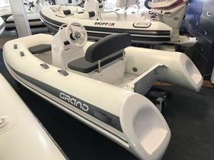 Used Grand Inflatables Silverline S300hl Tender Boat For Sale