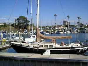 Used Westsail 42 Cutter Cruiser Sailboat For Sale
