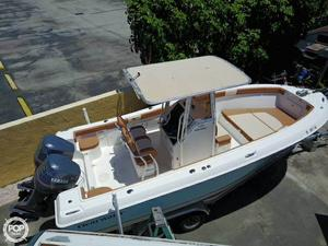Used Clearwater 23 CC Center Console Fishing Boat For Sale