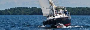 Used Tartan 3500 Cruiser Sailboat For Sale