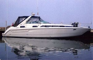 Used Bayliner 4085 Avanti Express Cruiser Boat For Sale