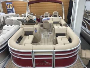 New Bennington 23SBRXP23SBRXP Pontoon Boat For Sale