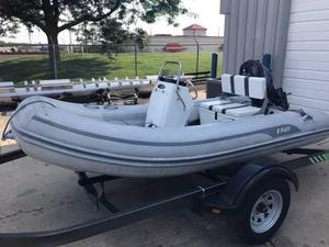 Used Ab Inflatables Oceanus 12 VSTOceanus 12 VST Inflatable Boat For Sale
