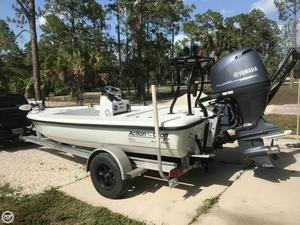 Used Action Craft 16 Flats Pro Flats Fishing Boat For Sale