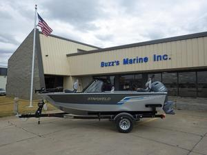 New Starweld Fusion 18 DCFusion 18 DC Aluminum Fishing Boat For Sale