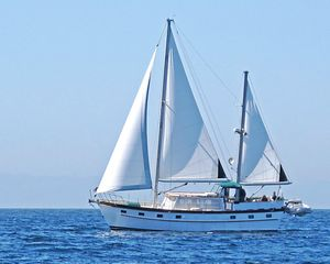 Used Island Trader 46 Ketch Sailboat For Sale