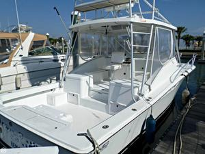 Used Luhrs Tournament 320 Open Sports Fishing Boat For Sale