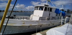 Used Us Navy 73 Utility Boat For Sale