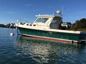 Used Albin 28' TE28' TE Saltwater Fishing Boat For Sale