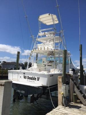 Used Luhrs 40 Open Motor Yacht For Sale
