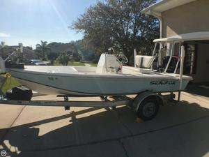 Used Sea Fox 160 Flats Fox Flats Fishing Boat For Sale