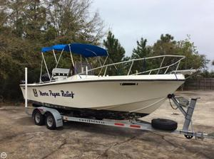 Used Mako 21 B Center Console Fishing Boat For Sale