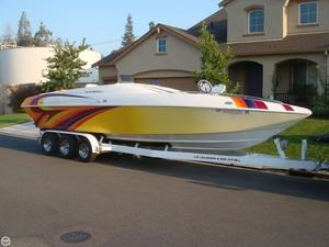 Used Caliber 1 Thunder Offshore 280 High Performance Boat For Sale