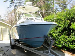 Used Grady-White 244 Explorer Walkaround Fishing Boat For Sale