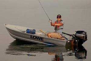 New Lowe V1258 Utility VV1258 Utility V Utility Boat For Sale