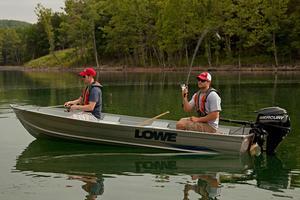 New Lowe V1458 Utility VV1458 Utility V Utility Boat For Sale