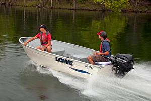New Lowe V1468W Utility VV1468W Utility V Utility Boat For Sale