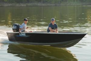 New Lowe V1668W Utility VV1668W Utility V Utility Boat For Sale