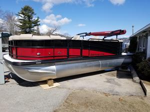 New Berkshire 21RFX STS21RFX STS Pontoon Boat For Sale