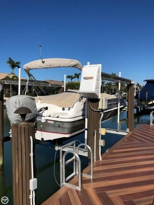 Used Hurricane SD201 Sport Deck Boat For Sale