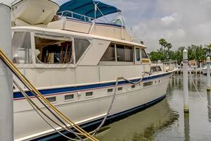Used Hatteras 53 Classic Motor Yacht Motor Yacht For Sale