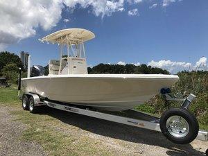 New Pathfinder 2500 HPS Hybrid2500 HPS Hybrid Bay Boat For Sale