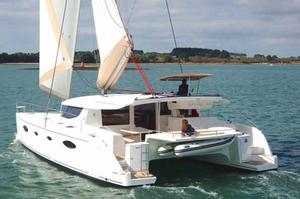 Used Fountaine Pajot Salina 48 Catamaran Sailboat For Sale