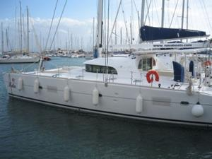 Used Lagoon 570 Catamaran Sailboat For Sale