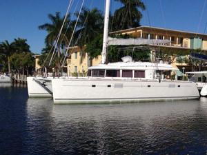 Used Lagoon 560 Catamaran Sailboat For Sale