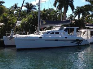 Used St. Francis 50 Catamaran Sailboat For Sale