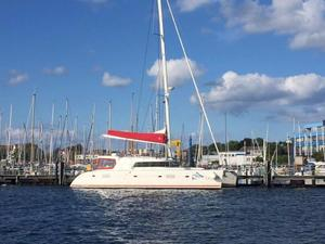 Used Lagoon 500 Catamaran Sailboat For Sale