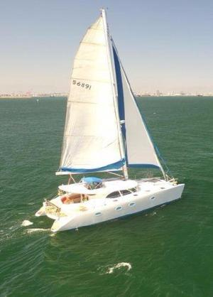 Used Prout 50S Catamaran Sailboat For Sale
