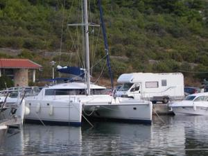 Used Fountaine Pajot Belize 43 Multi-Hull Sailboat For Sale