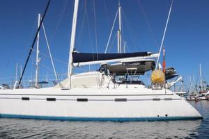 Used Privilege 445 Catamaran Sailboat For Sale