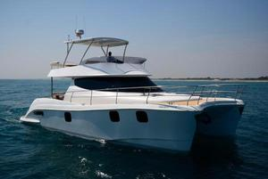 Used Flash Catamarans Fisher 435 Power Catamaran Boat For Sale
