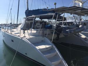 Used Lagoon 42 TPI Catamaran Sailboat For Sale