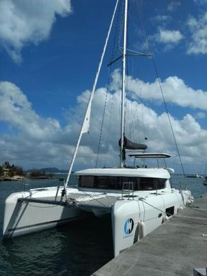 New Lagoon 42 Catamaran Sailboat For Sale
