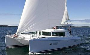 Used Lagoon 420 Catamaran Sailboat For Sale