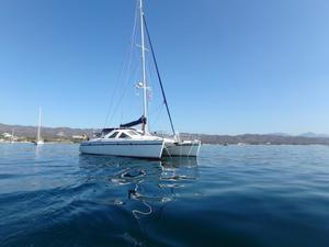 Used Privilege 42 Catamaran Sailboat For Sale