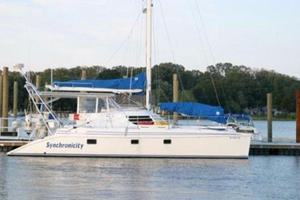 Used Manta 42 MK II Catamaran Sailboat For Sale