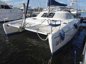 Used Jaguar 38 Catamaran Sailboat For Sale